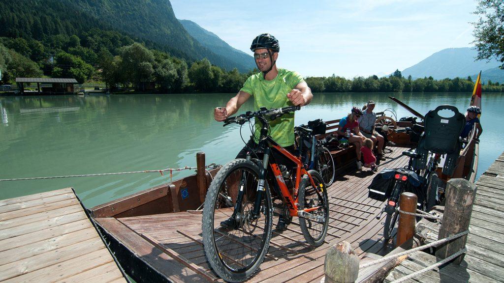 Hotel Seven - Radtouren