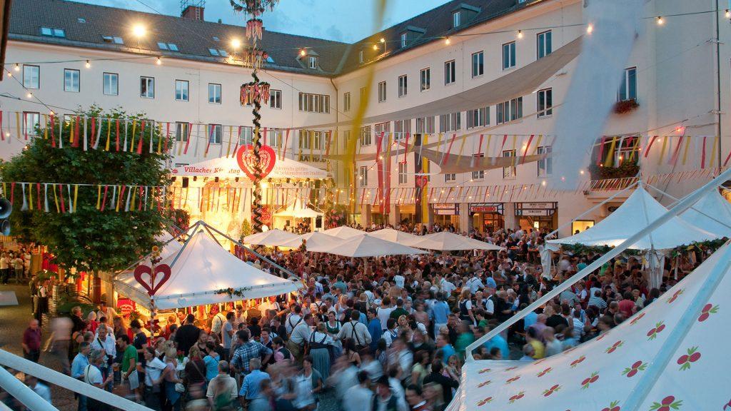 Hotel Seven - Villacher Kirchtag