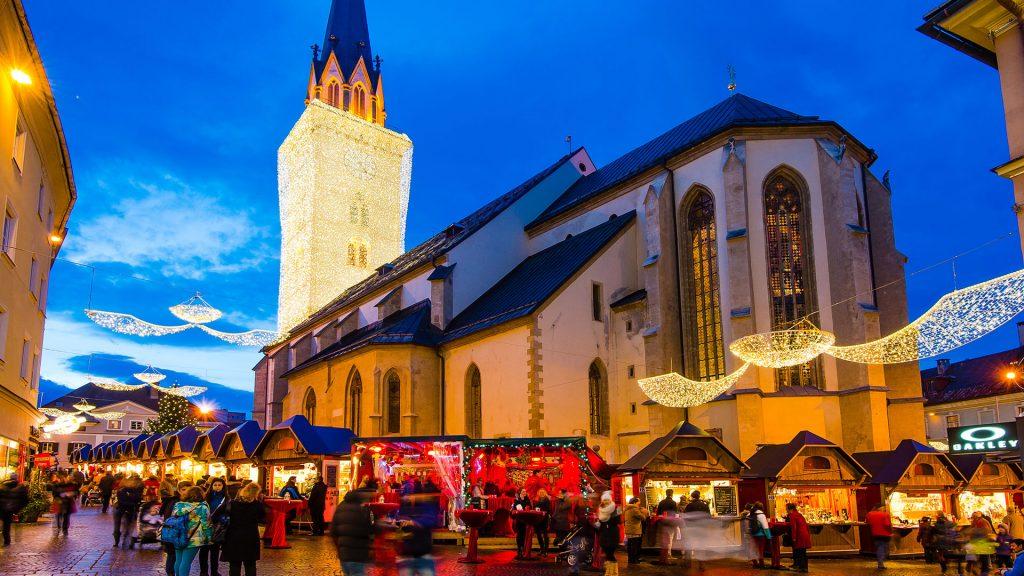 Hotel Seven - Weihnachtsmarkt