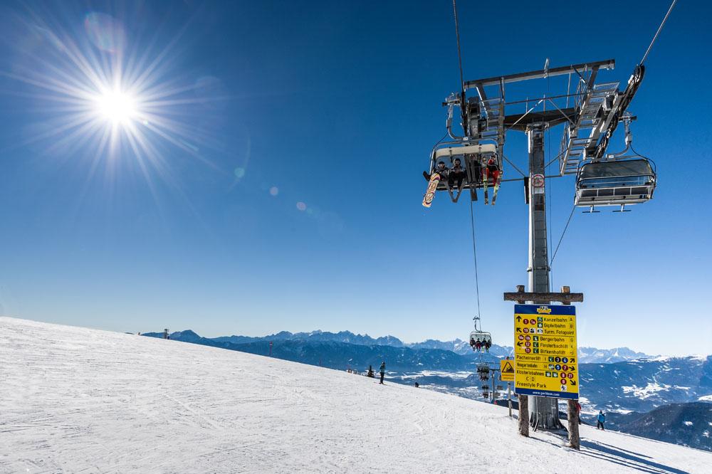 Hotel Seven - Winter in Villach - Gerlitzen Alpe