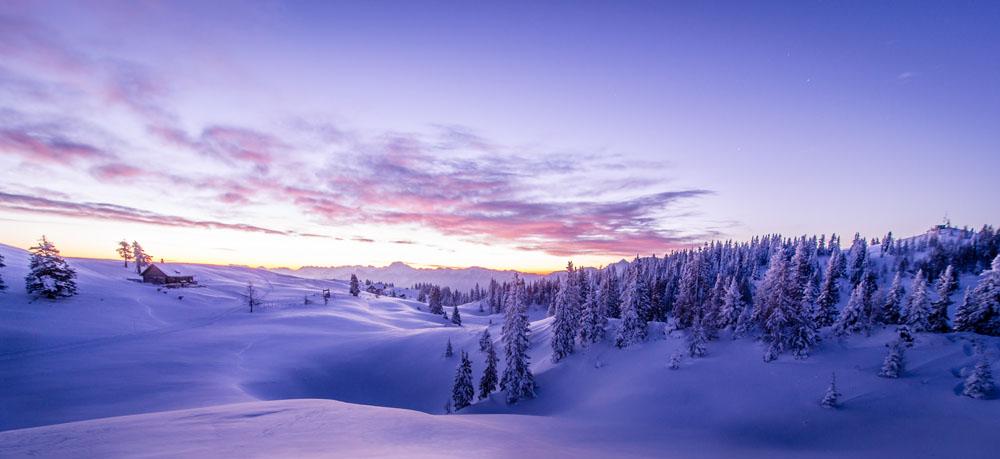 Hotel Seven - Winter am Dobratsch
