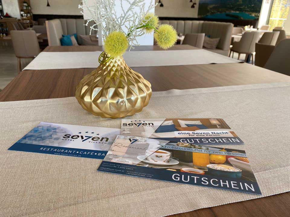Hotel Seven Ostern Gutscheine
